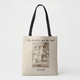 Alberne Vorfahren sind das Beste! Tasche
