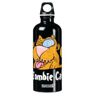 Alberner der Zombie-Katzen-Gewohnheits-Reisender Wasserflasche