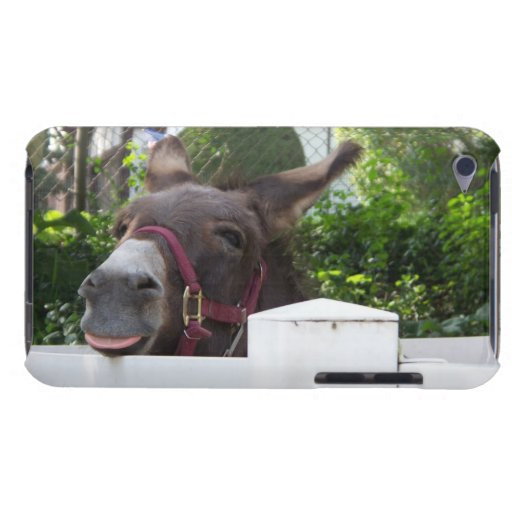 Alberner Esel iPod Touch Case