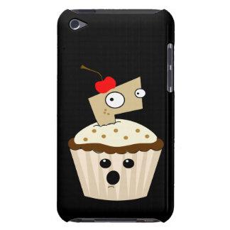 alberner kleiner Welpenhund in kleiner Kuchen kawa Barely There iPod Hüllen