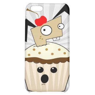 alberner kleiner Welpenhund in kleiner Kuchen kawa Hülle Für iPhone 5C