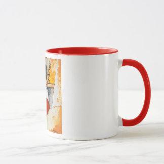 Albert Gleizes, Zusammensetzung gießen die Vintage Tasse