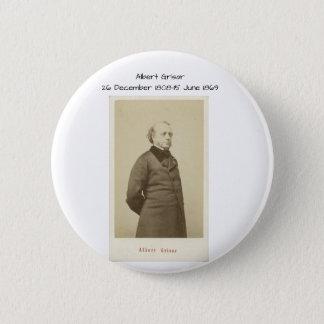 Albert Grisar Runder Button 5,1 Cm
