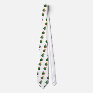 Albert und seine Wassermelonefahrt Krawatte