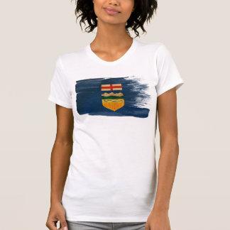 Alberta-Flagge T-Shirt