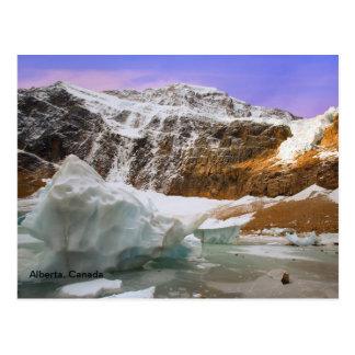 Alberta, Kanada Postkarte
