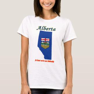 ALBERTA MINDESTENS sind WIR NICHT NEBRASKA T-Shirt