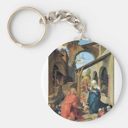 Albrecht Durer - Geburt von Christus Schlüsselbänder