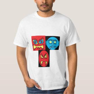ALBTRAUM (2), blauer Mann (2), ROTER MANN 2 (2) T-Shirt
