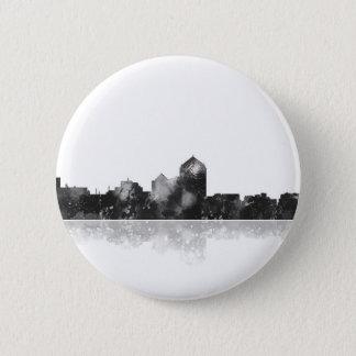 ALBUQUERQUE, Nanometer-SKYLINE - runder Knopf Runder Button 5,1 Cm