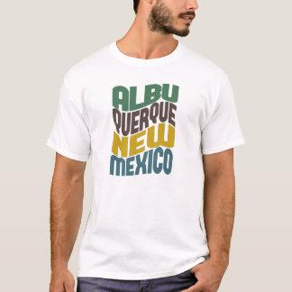 Albuquerque-T - Shirt - New-Mexiko T-Stück