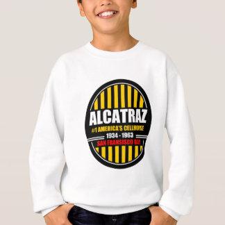 Alcatraz #1 Amerika Cellhouse.png Sweatshirt