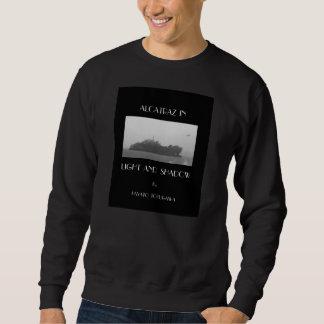Alcatraz im Licht und im Schatten Sweatshirt