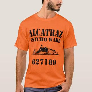 Alcatraz psychischer Bezirk (personalisiert) T-Shirt