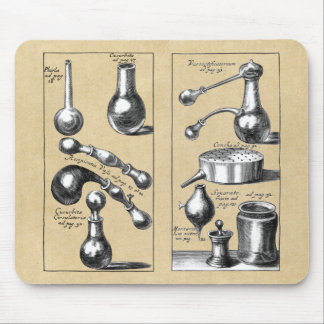 Alchemy Laboratory Beakers and Tools