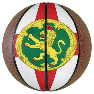 Alderney Flagge Basketball