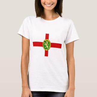 Alderney Flagge T-Shirt