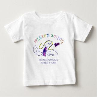 Aleias Lied-Kleinkind-T - Shirt