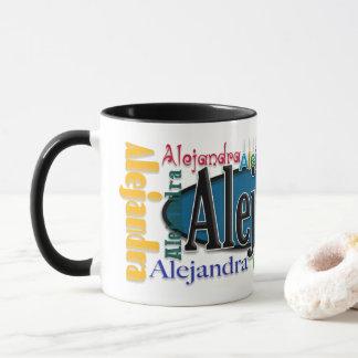 Alejandra Kaffee-Tasse Tasse