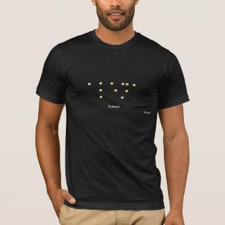 Alena in Blindenschrift T-Shirt