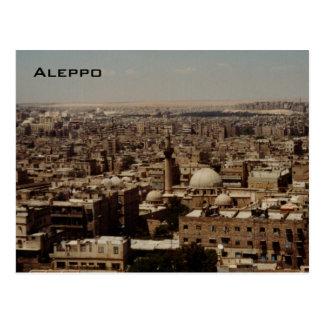 Aleppo Postkarte