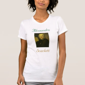 ALESSANDRO SCARLATTI T-Shirt