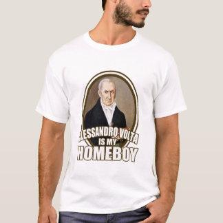 ALESSANDRO VOLTA IST MEIN HOMEBOY T-Shirt