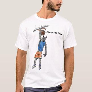 Alex 001, klar der Weg T-Shirt