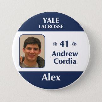 Alex - AndrewCordia Runder Button 7,6 Cm