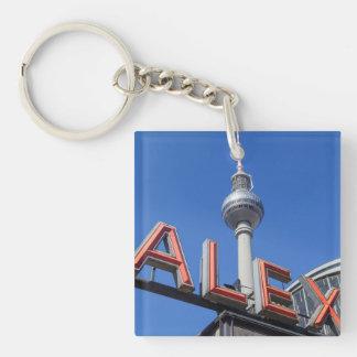 Alex Berlin Schlüsselanhänger