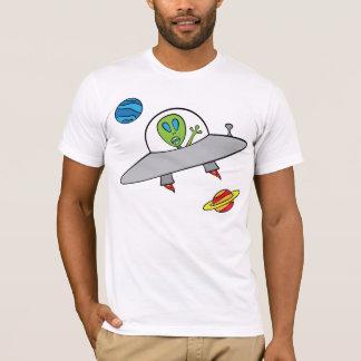 Alex das alien - der T - Shirt der Männer