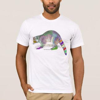 Alex der Raccoon-T - Shirt
