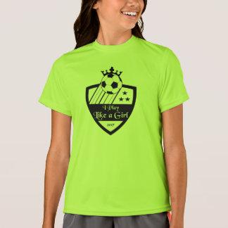 Alex - i-Spiel mögen ein Mädchen T-Shirt