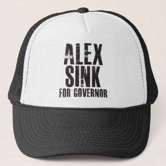 Alex-Wanne für Gouverneur 2010 Truckerkappe