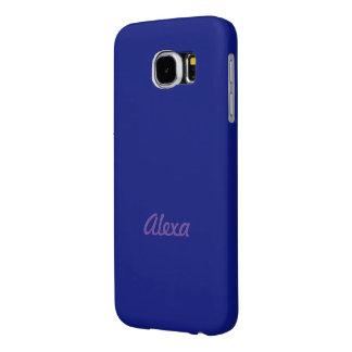 Alexa Marine-Art-Samsung-Galaxiekasten
