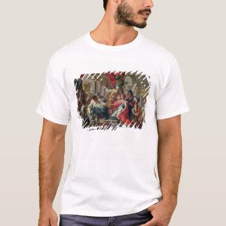 Alexander der Große im Tempel von Jerusalem T-Shirt