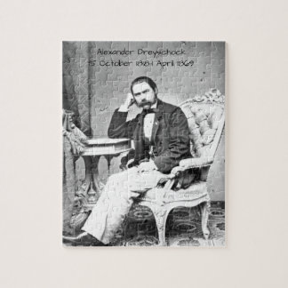 Alexander Dreyschock Puzzle