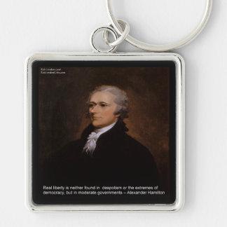 Alexander Hamilton-Geschenke Schlüsselanhänger