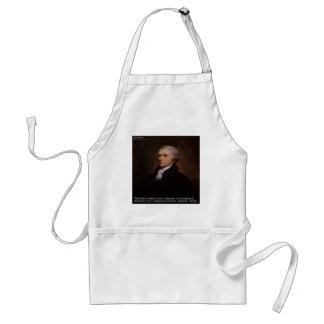 Alexander Hamilton-Geschenke Schürze