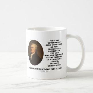 Alexander Kaffeetasse