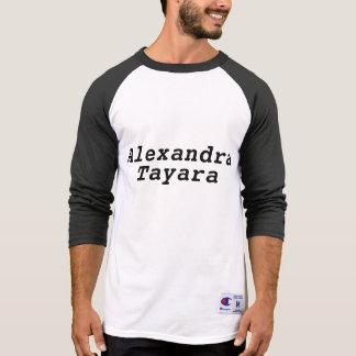 """Alexandra Tayara"" 3/4 HÜLSERAGLAN T-Shirt"