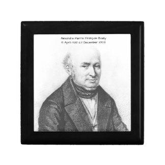 Alexandre Pierre Francois Boely Erinnerungskiste