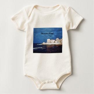 Alexandria Ägypten Baby Strampler