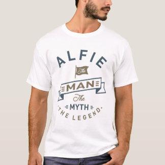 Alfie der Mann T-Shirt