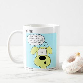 Alfie Hundekaffee-Tasse Kaffeetasse