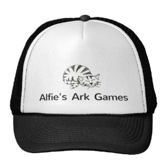 Alfies Arche-Spiele fördernd Truckerkappen