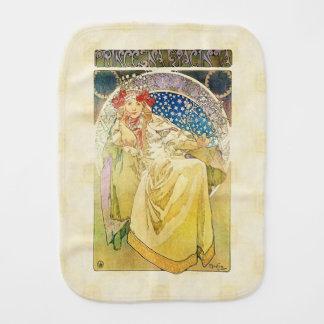 Alfons Mucha Princezna 1911 Hyacinta Baby Spucktuch