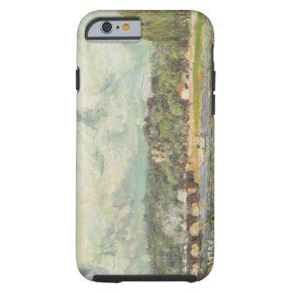 Alfred Sisley | die Brücke bei Sevres Tough iPhone 6 Hülle