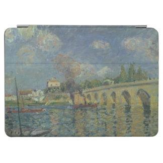 Alfred Sisley   die Brücke iPad Air Cover