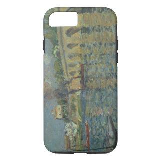 Alfred Sisley | die Brücke iPhone 8/7 Hülle